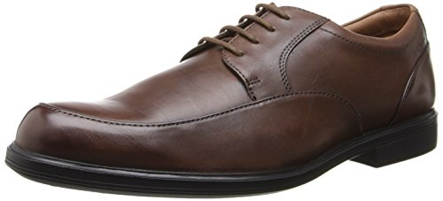 Clarks Men'S Gabson Apron Oxford,Walnut Leather,7 M Us
