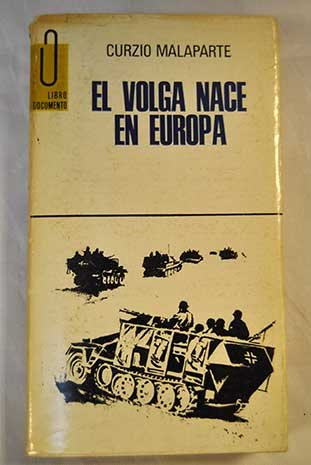 El Volga Nace En Europa descarga pdf epub mobi fb2