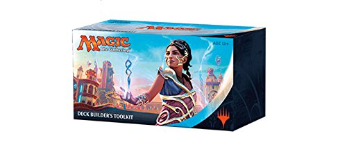 Magic: The Gathering MTG-KLD-DBT-IT - Gioco Kaladesh Deckbuilder's Toolkit, Italiano