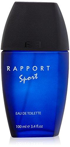 Eden Classics Rapport Sport 100 ml Eau de Toilette + 150 ml Spray corpo gift set per esso, 1 Pack (1 x 100 ml)