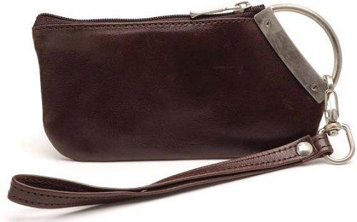 Almas Metal Edge Leather Wristlet - Buy Almas Metal Edge Leather Wristlet - Purchase Almas Metal Edge Leather Wristlet (Almas, Apparel, Departments, Accessories, Wallets, Money & Key Organizers, Billfolds & Wallets, Leather)