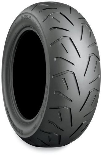 Bridgestone Exedra G852 High Performance Radial Tire - Rear - 210 40R18 - Position Rear - Tire Size 210 40-18 - Rim Size 18 - Load Rating 73 - Speed Rating H - Tire Type Street - Tire Construction Radial - Tire Application Touring 002228