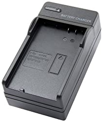 STK's Canon CG-300 Camcorder Battery Charger - for BP-208, BP-214, BP-218, BP-308, BP-310 BP-315 Batteries and Canon Elura 100, HV10, DC210, DC100, DC220, HR10, DC50, DC40, DC20, DC10, Optura 600, Optura S1, DC22, MVX-4i, Ixy DV M5, DC19, DC21, DC201, DC5