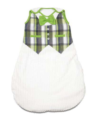 "Pavilion Gift Company Baby Sleep Sack, Grasshopper, 24"""