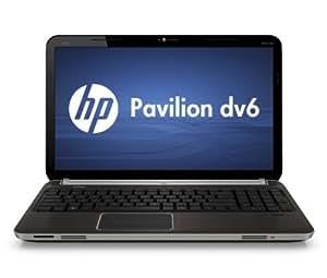 HP Pavilion dv6-6169us Entertainment Notebook PC - Black