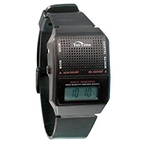 Tel-Time VII Talking Watch-Unisex