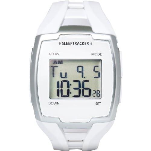 [スリープトラッカー]Sleeptracker 腕時計 睡眠計測目覚まし時計 Sleeptracker PRO WH 【正規輸入品】