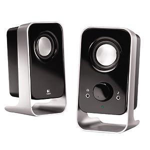 Amazon - Logitech LS11 2.0 Stereo Speaker System - $12