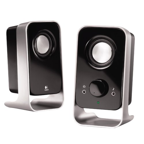 Logitech LS11 2.0 Stereo Speaker System
