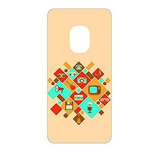 Vibhar printed case back cover for Lenovo K4 Note OldTimes