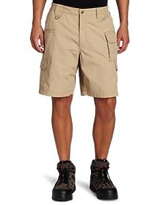 5.11 Tactical #73287 Men's TacLite Shorts (TDU Khaki 42)