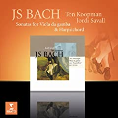 Three Sonatas For Viola Da Gamba And Obbligato Harpsichord BWV1027-29 (1978 Digital Remaster), Sonata No. 1 In G BWV1027: III. Andante
