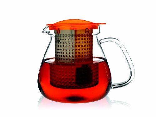Finum Tea Control 1.0 With Dark Basket, Amber