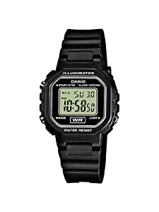 Casio Collection Damen-Armbanduhr Digital Quarz LA-20WH-1AEF