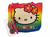 Hello Kitty Summer Tropics Beach Tote with Sunglasses