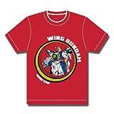 並行輸入品 新機動戦記ガンダムW WING 男性用Tシャツ サイズM Gundam Wing Wing Tshirts