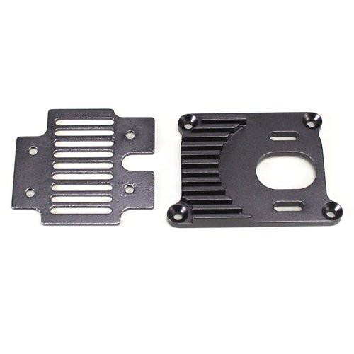 Atomik Motor Plate Set for Venom Creeper and Safari RC Rock Crawlers - 1