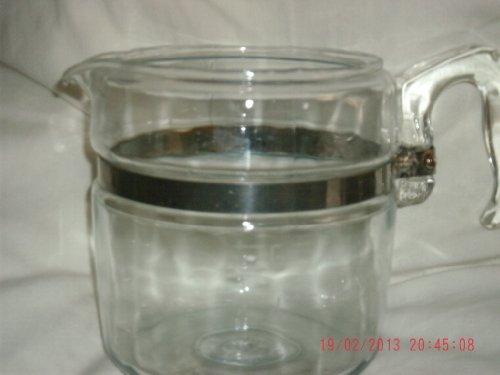 Vintage Pyrex Flameware Coffee Pot Percolator POT ONLY NO LID (Pyrex Coffee Percolator compare prices)