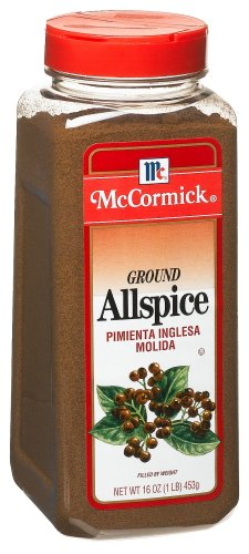 McCormick Allspice, Ground, 16-Ounce Units (Pack