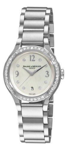Baume & Mercier Women's 8772 Ilea Diamond Swiss Quartz Watch