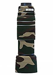 LensCoat lc1004002fg Lens Cover for Canon 100-400 IS II (Forest Green Camo)