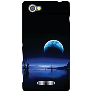 Sony Xperia M Back Cover - Love The Nature Designer Cases