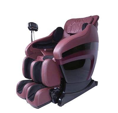 Full Body Zero Gravity Shiatsu Massage Chair Recliner Soft 3D MP3 Arm Massage 02