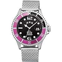 腕時計 アクアスター×アドミラル メンズモデル AQAD201-BKB 国内正規品