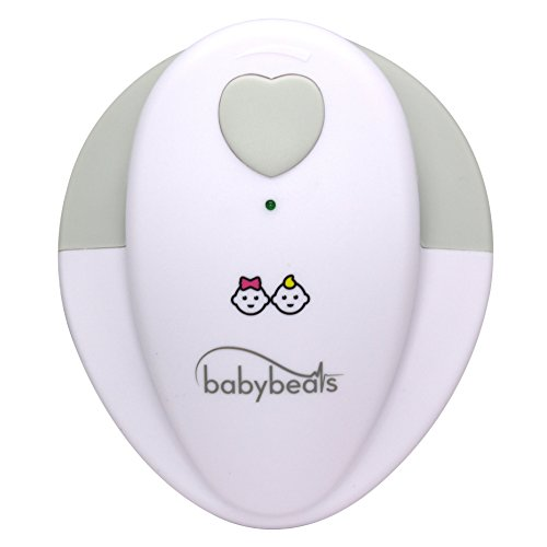 BabyBeats-Baby-Heartbeat-Monitor-FREE-Gel-Bottle-Included-Great-Pregnancy-Gift-2-Headphone-Ports-to-listen-with-Dad