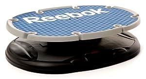 Reebok - Plataforma de equilibrio (72 x 52 cm), color azul y gris