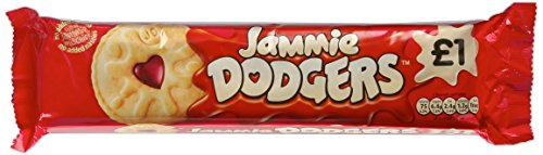 3 Packs Burton's Jammie Dodgers