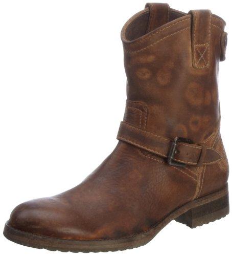 Kentucky Western Women's Latina Dark Tan Ankle Boots 25.614 3 UK, 36 EU