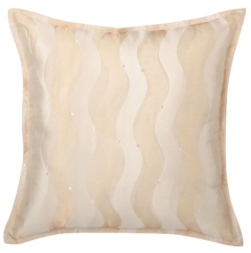 Jennifer Taylor Lumina Collection Pillow, 16-Inch by 16-Inch