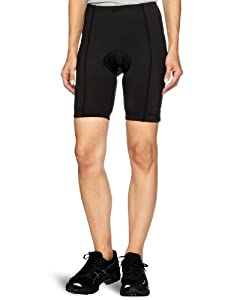 Ronhill Women's Pursuit Bike Short - Black, 12 UK
