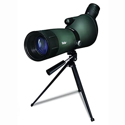 Vivitar Terrain Series Tv2060  20x60x60 Spotting Scope (Black) by Vivitar