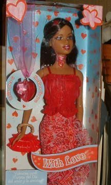 Barbie with Love - African American by Mattel
