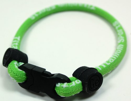 Neon green sex bracelet