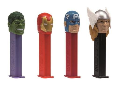 4-x-clearance-thor-pez-dispensers-fillers