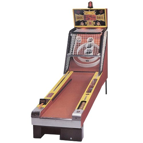 Best Review Of Skeeball Classic Alley Amusement Game