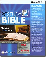 PC Study Bible 4 Advanced Reference Library