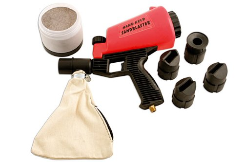 POWER-TEC 91156 SAND BLAST GUN