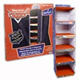 Disney Cars Closet Storage Organizer by Delta Children's Products
