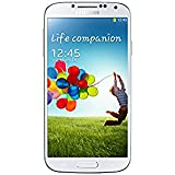 Samsung Galaxy S4 GT-I9500 Factory Unlocked Cellphone, 16GB, White