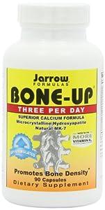 (历史最低)Jarrow Formulas Bone-Up Superior Calcium杰诺骨质钙强化片ss后$12.83