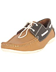 Decent Men's Brown Casual Shoes