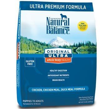 Natural Balance Whole Body Health Dry Dog Formula