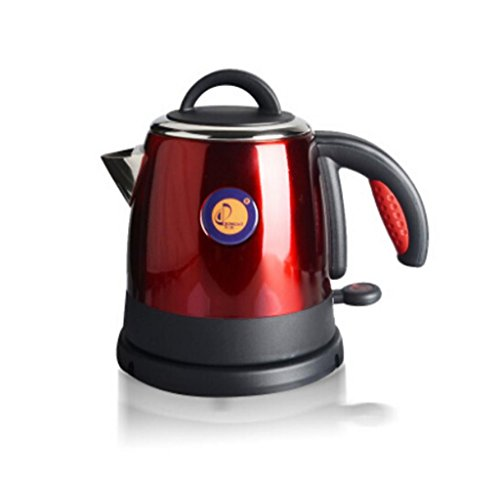 Great Value Small Kitchen Appliances S1504A-150 Skg 360 Degree Cordless Electric Kettle 0.8-Liter Stainless Steel Cordless Electric Kettle