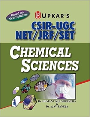 Chemical Sciences study materials to prepare for SET and NET