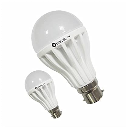 7W 761 lumensWhite LED Bulbs (Pack Of 2)