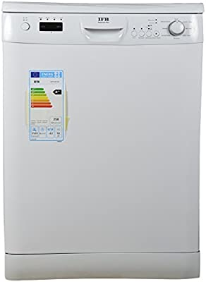 IFB Neptune WX Dishwasher (12 Place Setting, White)